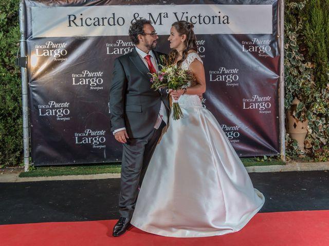 La boda de Ricardo y Mariví en Aranjuez, Madrid 28