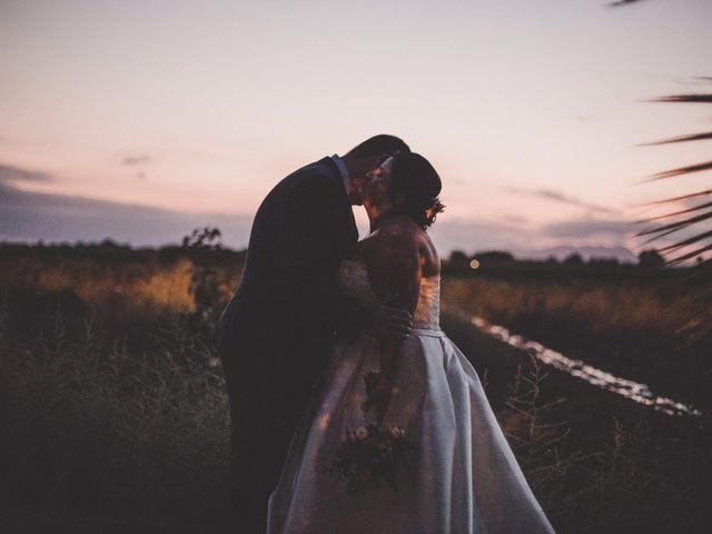 La boda de Priscila y Javier