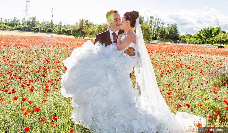 La boda de Sergio y Sonia en Cubas De La Sagra, Madrid
