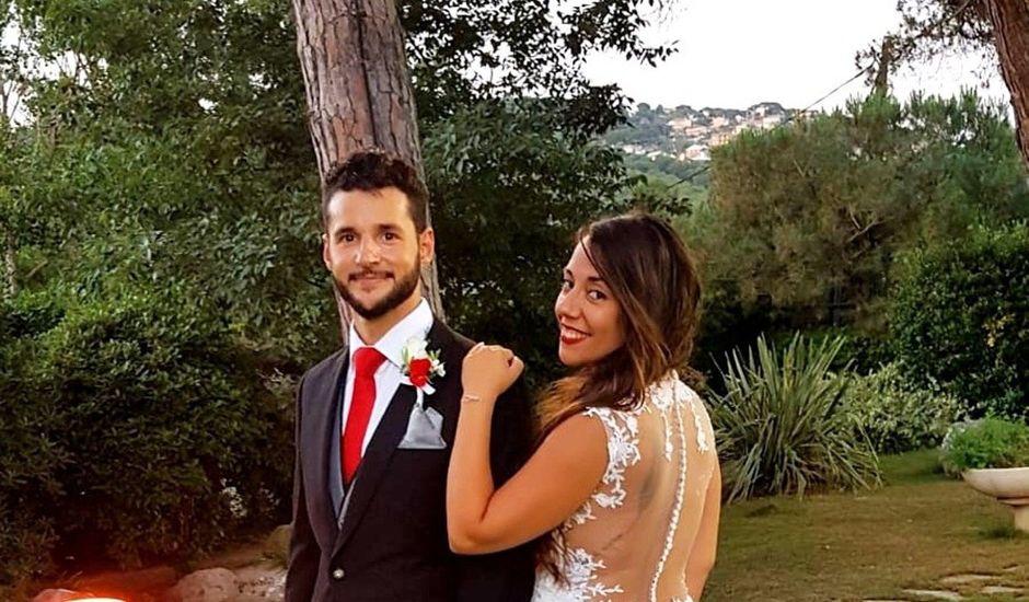 La boda de Daniel  y Susana  en Vilanova Del Valles, Barcelona
