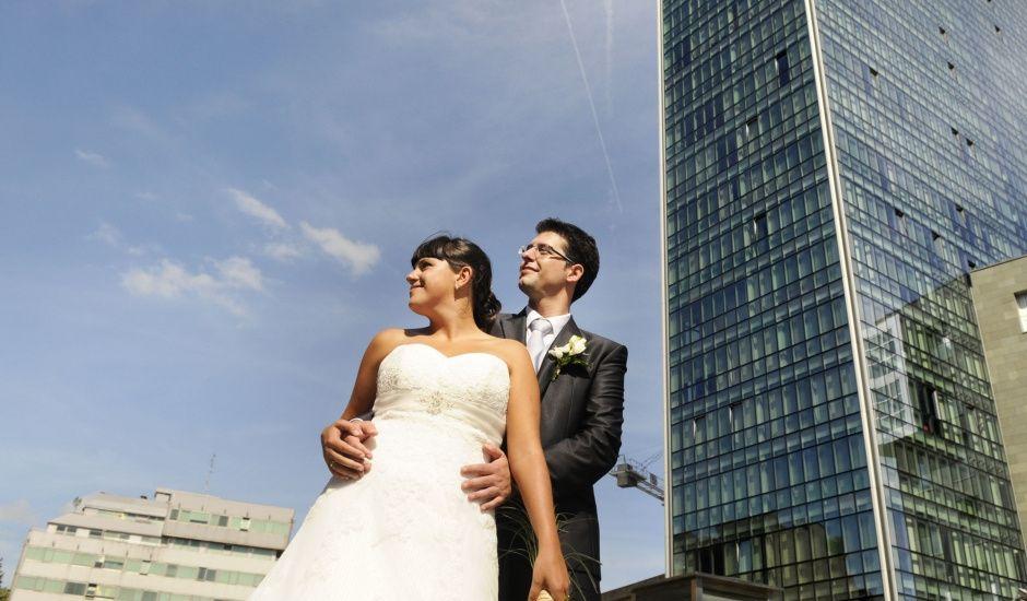 La boda de Javier y Iratxe en Bilbao, Vizcaya