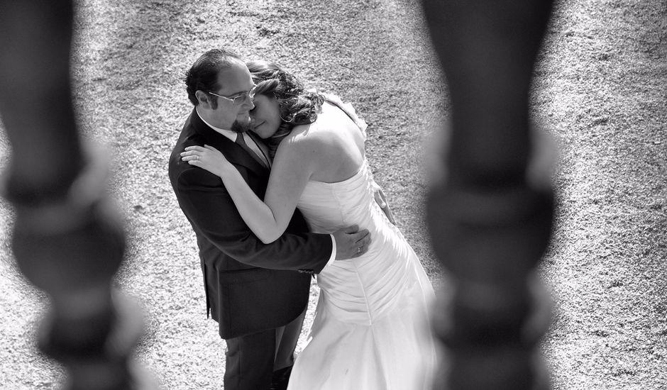 La boda de Jose David y Patricia en Las Fraguas, Cantabria