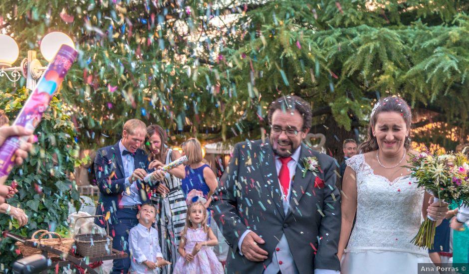 La boda de Ricardo y Mariví en Aranjuez, Madrid