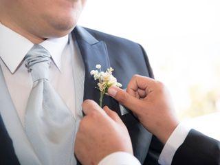 La boda de Alma y David 2