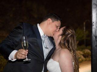 La boda de Alma y David