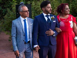La boda de Yasmin y Helton 2