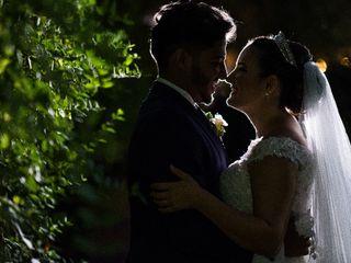 La boda de Yasmin y Helton
