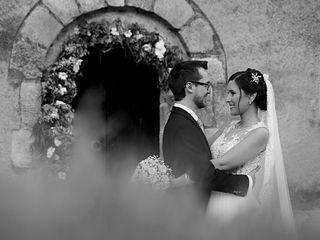 La boda de Estefania y Xavier