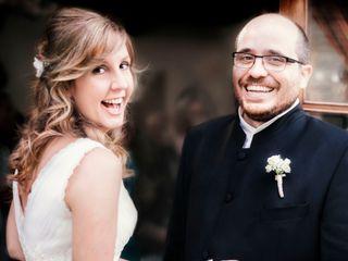 La boda de Cel y Víc