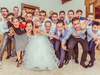 La boda de Cristina y Enrique