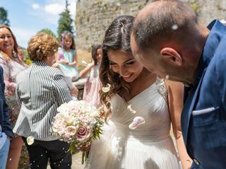 La boda de Tania y Iago