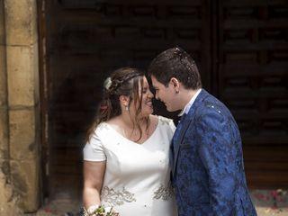La boda de Miryam y Rubén