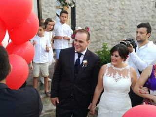 La boda de Natalia y Juan
