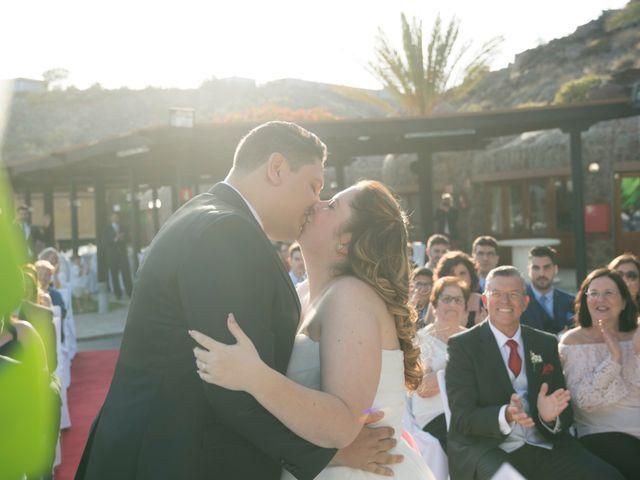 La boda de David y Alma en Maspalomas, Las Palmas 14