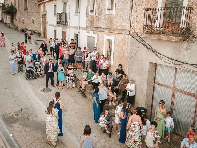 La boda de Álvaro y Soraya en Zamora, Zamora 41