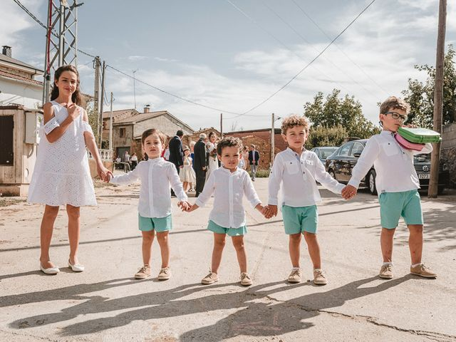 La boda de Álvaro y Soraya en Zamora, Zamora 47