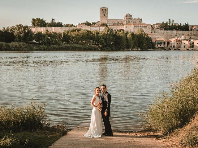 La boda de Álvaro y Soraya en Zamora, Zamora 67