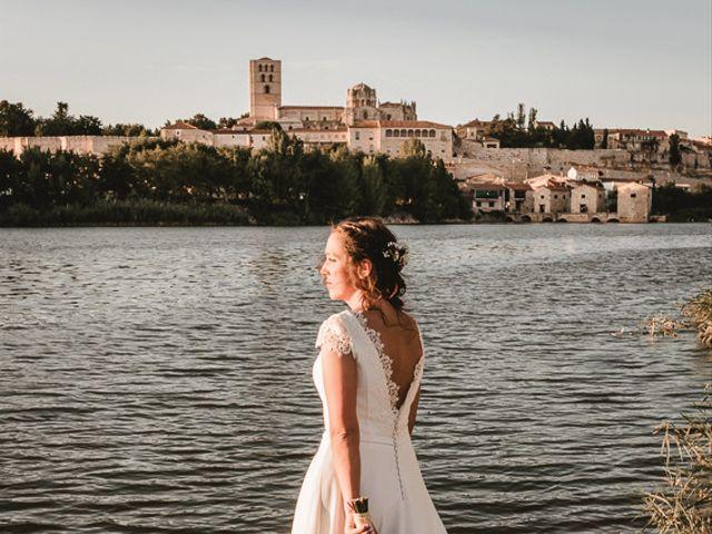 La boda de Álvaro y Soraya en Zamora, Zamora 75