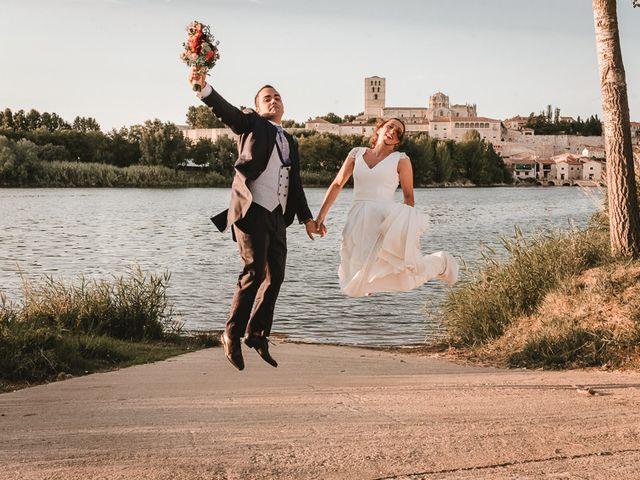 La boda de Álvaro y Soraya en Zamora, Zamora 77