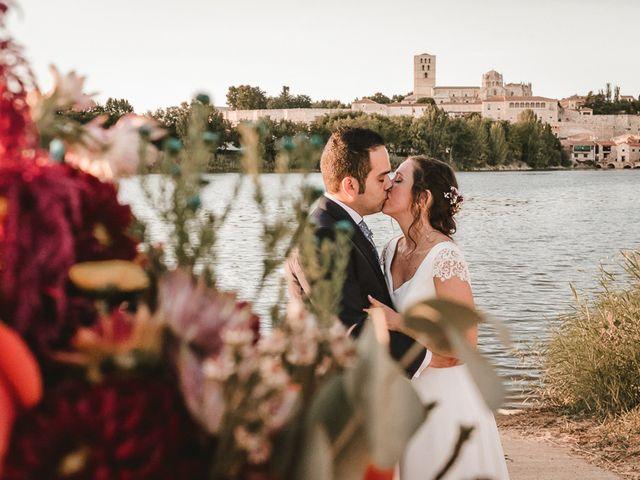 La boda de Álvaro y Soraya en Zamora, Zamora 78