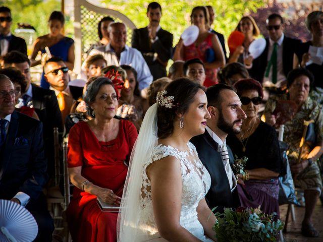 La boda de Roberto y Virginia en Toledo, Toledo 17