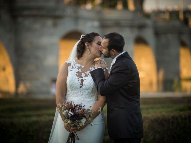 La boda de Roberto y Virginia en Toledo, Toledo 28