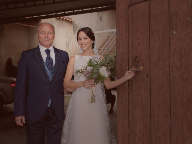 La boda de Pedro y Sara en Almoharin, Cáceres 4