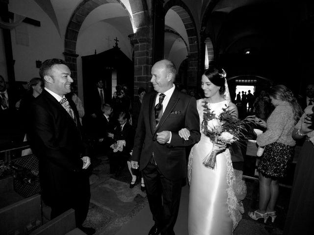 La boda de Pedro y Sara en Almoharin, Cáceres 7