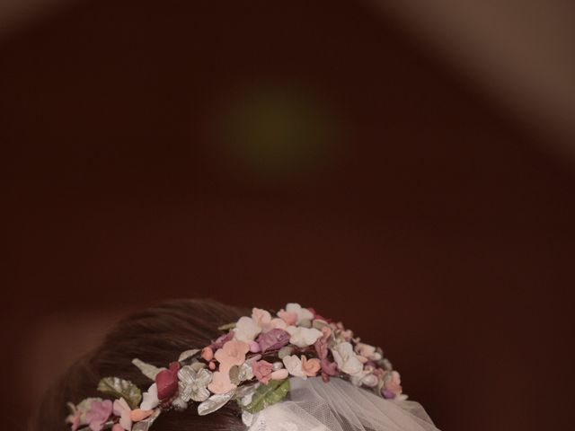 La boda de Pedro y Sara en Almoharin, Cáceres 9