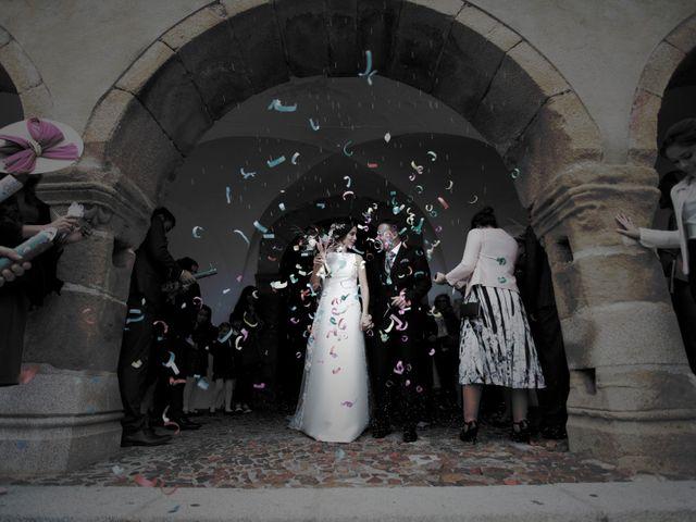 La boda de Pedro y Sara en Almoharin, Cáceres 10