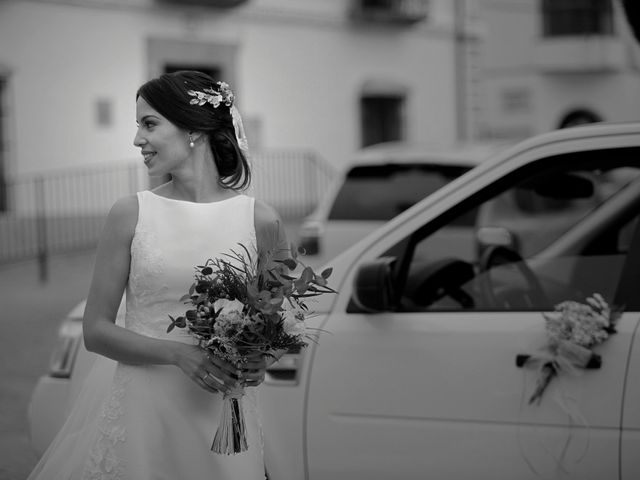 La boda de Pedro y Sara en Almoharin, Cáceres 11