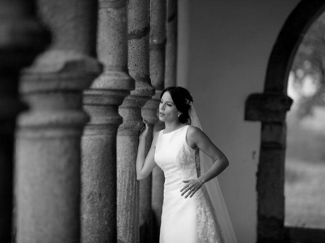 La boda de Pedro y Sara en Almoharin, Cáceres 13