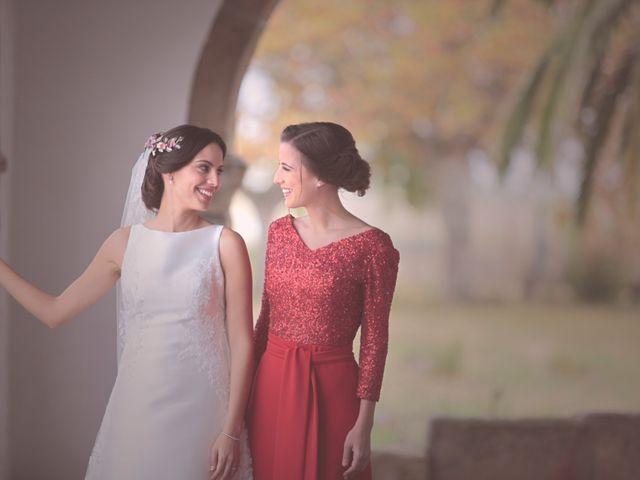 La boda de Pedro y Sara en Almoharin, Cáceres 14
