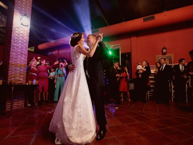 La boda de Pedro y Sara en Almoharin, Cáceres 21