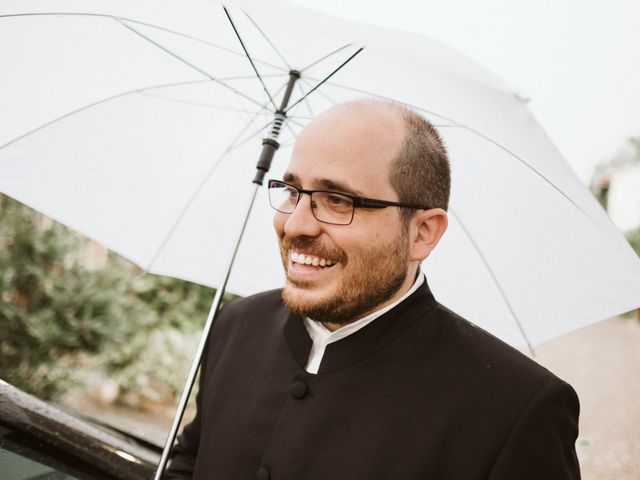 La boda de Víc y Cel en San Juan Mozarrifar, Zaragoza 22