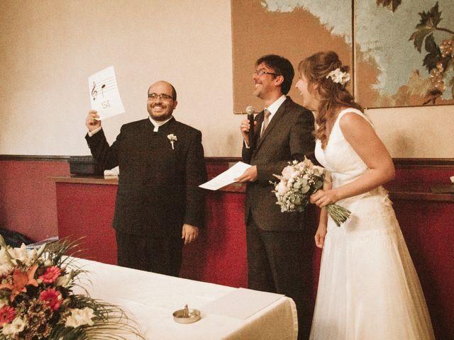La boda de Víc y Cel en San Juan Mozarrifar, Zaragoza 35
