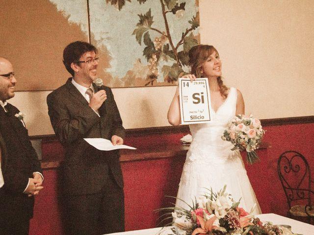 La boda de Víc y Cel en San Juan Mozarrifar, Zaragoza 36
