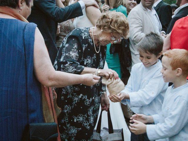 La boda de Víc y Cel en San Juan Mozarrifar, Zaragoza 44