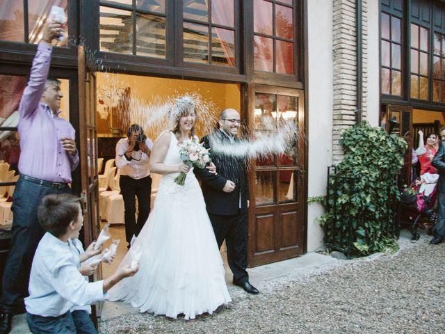 La boda de Víc y Cel en San Juan Mozarrifar, Zaragoza 47