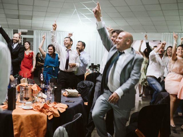 La boda de Víc y Cel en San Juan Mozarrifar, Zaragoza 76