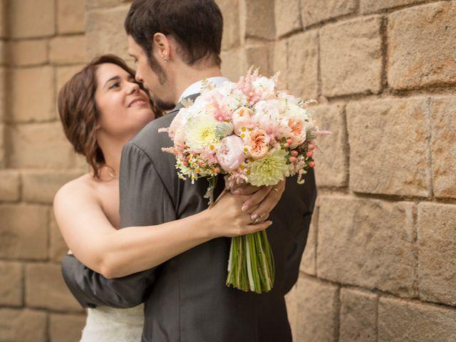 La boda de Carlos y Isa en Barcelona, Barcelona 1