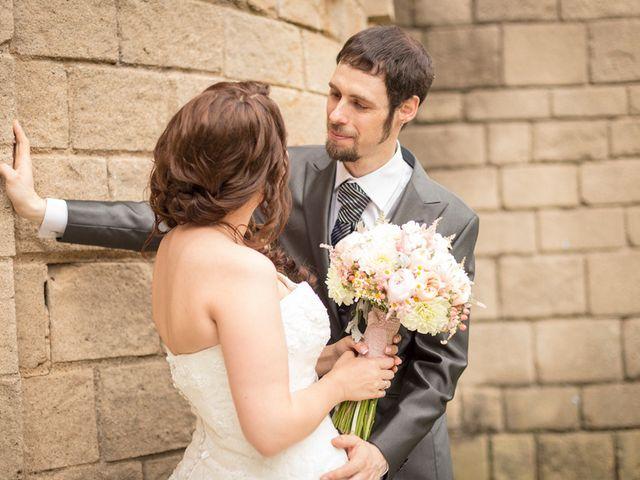 La boda de Carlos y Isa en Barcelona, Barcelona 2