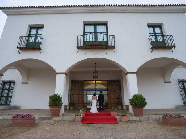 La boda de Ismael y Verónica en Mérida, Badajoz 22