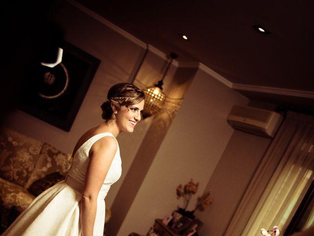 La boda de Dani y Lis en Monforte Del Cid, Alicante 1