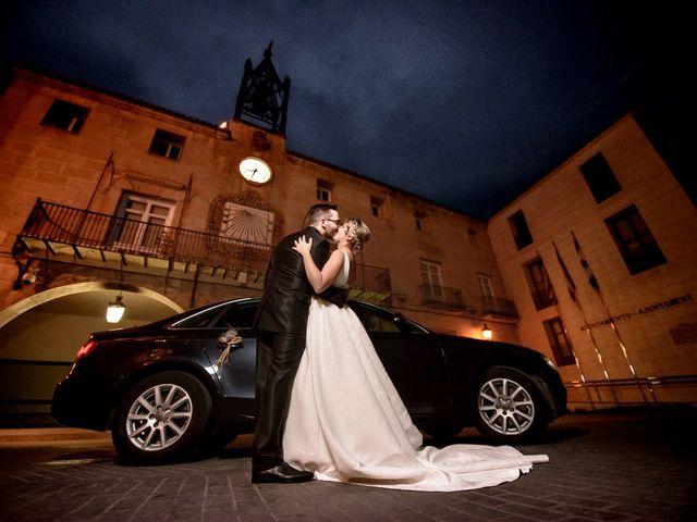 La boda de Dani y Lis en Monforte Del Cid, Alicante 2