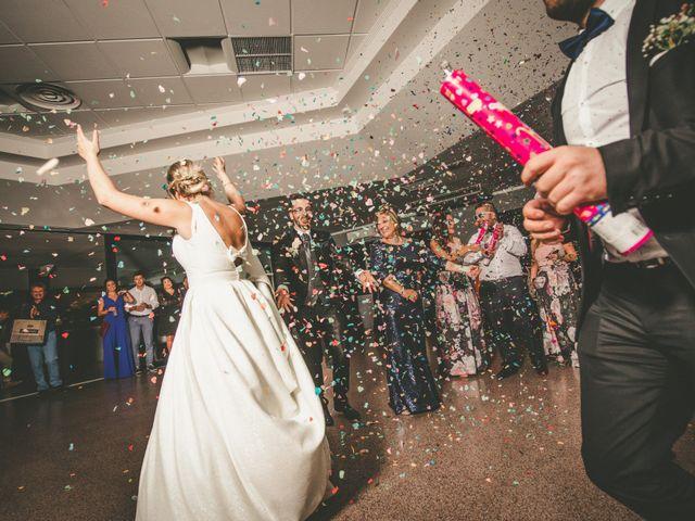 La boda de Lis y Dani