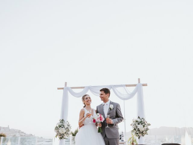 La boda de Mar y Hunter
