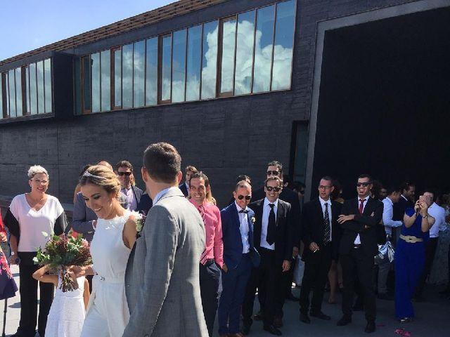 La boda de Lourdes  y Josan en Barbastro, Huesca 3