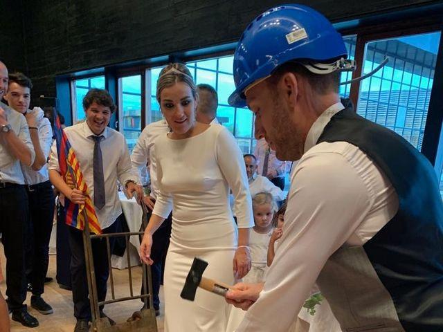 La boda de Lourdes  y Josan en Barbastro, Huesca 5