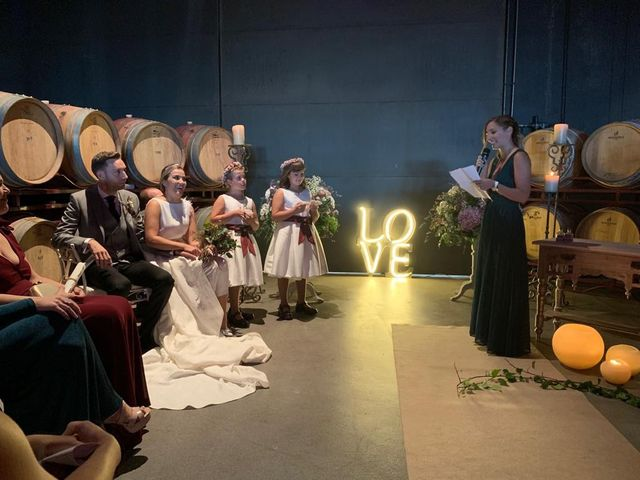 La boda de Josan y Lourdes